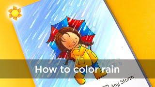 Happy Storm Cards - Rain or Shine