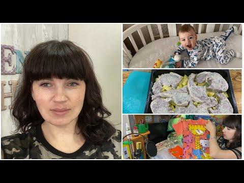 VLOG : Отомстил... / Ужин для гостей / Детский мир, Василек / Мама Вика