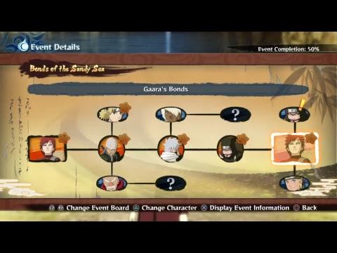 The Day Sand Was The Greatest Ninjutsu/Naruto Ultimate Ninja Storm 4