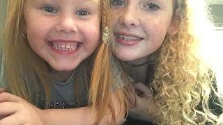 #YayOrNay - Nederlands / Hollands & Amerikaans Snoep - Michelle Okken & mijn nichtje Chayenna