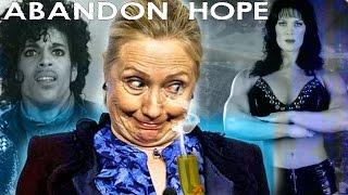 TJ Unfairly Blocks YouTuber - Everyone is Dead - Everyone is Stupid - Hillary Sucks - Abandon Hope!