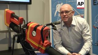 Collaborative robots lend a helping hand ++FIRST RUN 27 MAY++