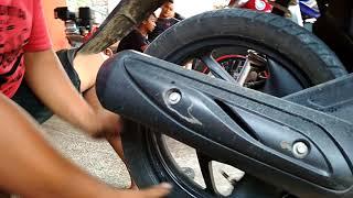 Cara Mengganti Ban Tubeless Motor Matic Honda