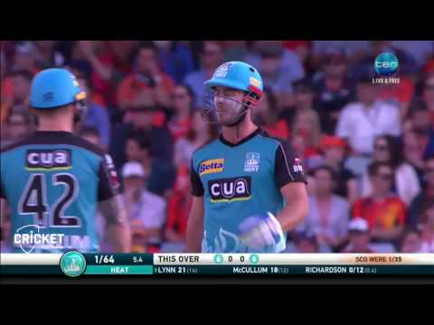 Watch all of Lynn's record-breaking sixes