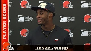 Denzel Ward: Odell and I are going to make each other better   Player Sound