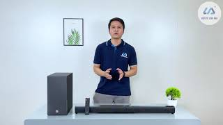 5 bộ loa cho Tivi dưới 5 triệu đồng - Loa thanh Soundbar Samsung, Sony, JBL, Polk, Pioneer