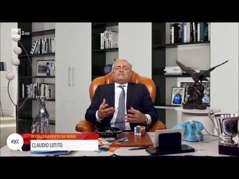 Download Max Giusti imita Claudio Lotito - Quelli che il calcio 28/01/2018