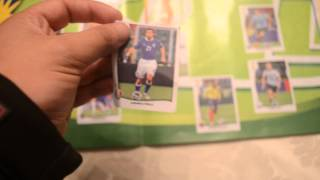 PANINI FIFA WorldCup Brasil 2014 Sticker album - SPECIAL STICKERS !!!