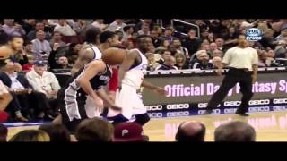 Marco Belinelli vs Philly 76ers + Monster Dunk - 11 pts (Dec, 1 - 2014)