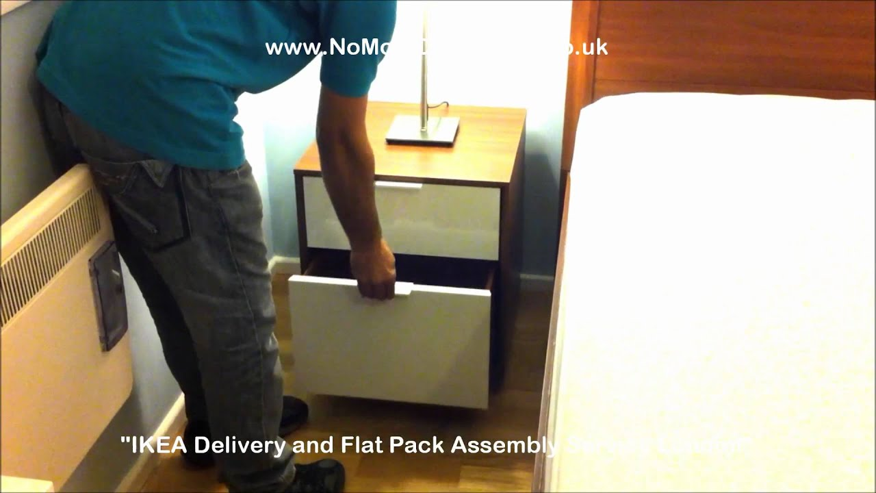 IKEA Bedroom Furniture NYVOLL Bed Design Reviews, I Love
