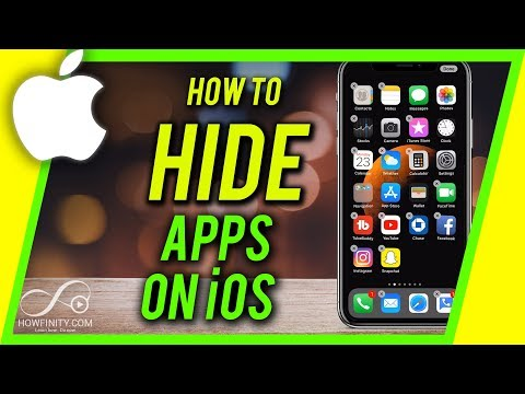 This is a very neat and clean way to hide your apps in your iphone device. You can simply do it by f.