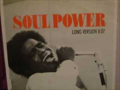James Brown  - Soul Power. 1971 (12