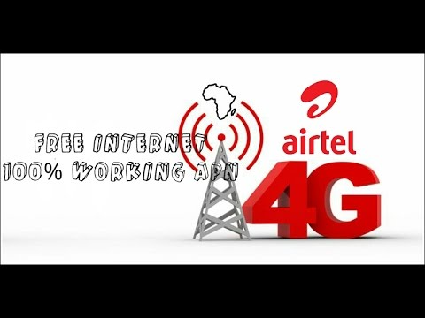 New Free Internet Trick For Airtel Users | APN Settings