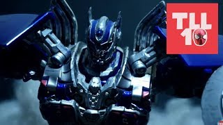 Transformers: The Last Knight Official Trailer Into Stop-Motion
