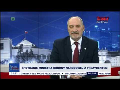 Antoni Macierewicz:Dziwna sytuacja podczas potkania Macierewicz-Duda