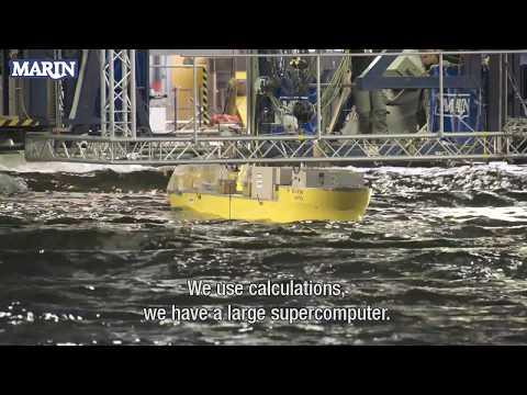 MARIN makes ships cleaner, smarter and safer