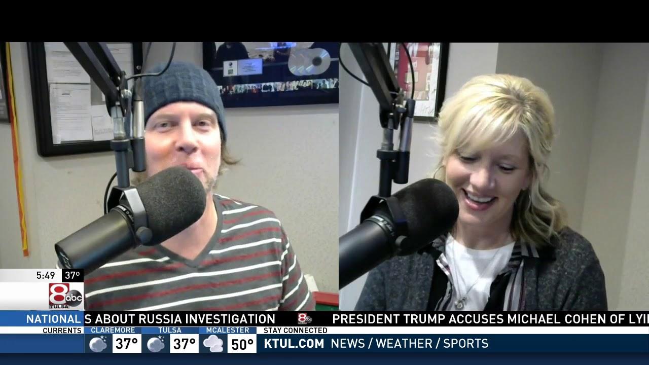 Who from Tulsa's Channel 8 is a regifter? :) | 94 1 KXOJ