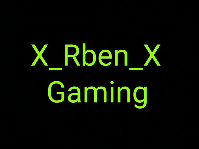 Livestream von X Rben X