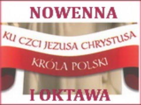 Download Oddolna Intronizacja - Dzień 1- Nowenna i oktawa ku czci Jezusa Chrystusa Króla Polski