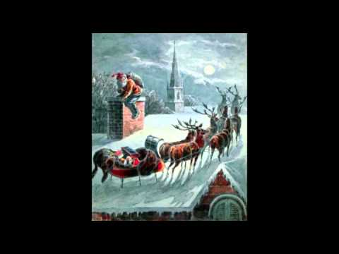 Santa Landing On The Roof Sound Effect Youtube