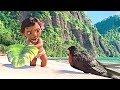New Disney Movie Moana Funny Moments Dwayne Johnson Disney Animated Movie