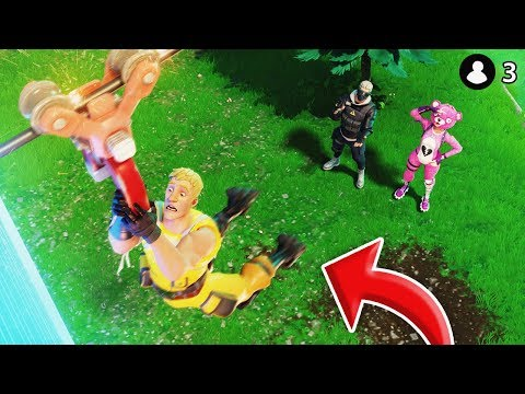 FUNNIEST GAME ENDING EVER! (Fortnite FAILS & Epic Moments #34)
