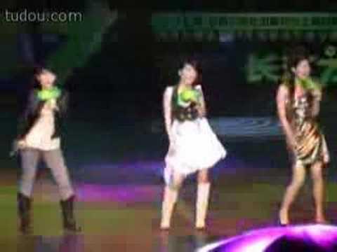 SHE - CJ7 Song (Qi Zai) 7 Zai Live