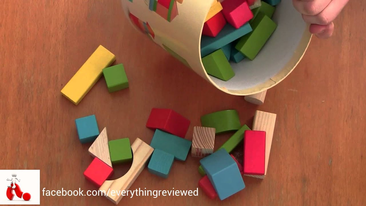 ELC Wooden Bricks Review