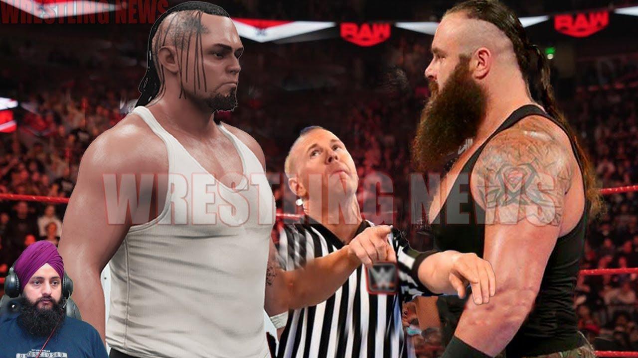 Download Braun Strowman vs Dabba Kato No Dq Match
