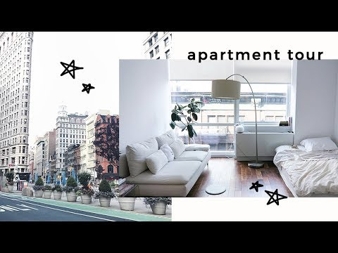 My NYC Apartment Tour 🌃 & Tips on How to Afford Living in The City