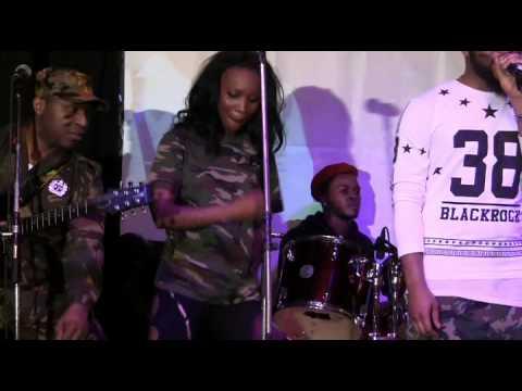 Dombolo à gogo au Cabaret du Monde avec Ngoma africa Band