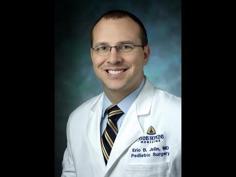 Eric Jelin, M.D. | Pediatric Surgeon and Director Johns Hopkins Children's Center's Fetal Program