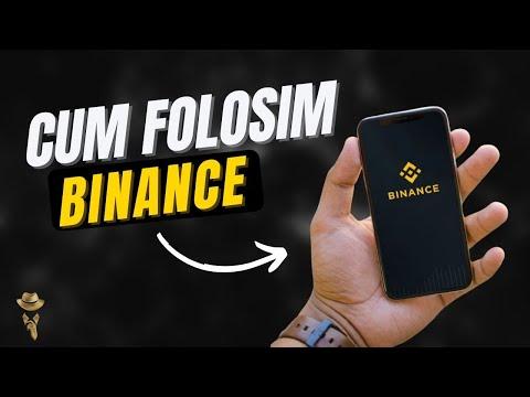 Afla cum depui si retragi bani si crypto de pe Binance.Tutorial complet Binance.