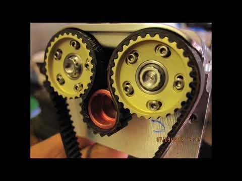 125cc Hand Made Miniature V10 Engine