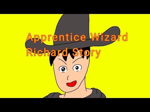 Apprentice Wizard Richard Story