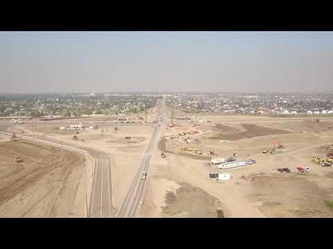 Saskatoon Interchange Project: Quarterly Update (September 2017)
