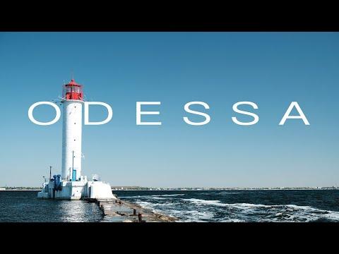 Воронцовский маяк Одесса 4K с Клуб Авантюристов