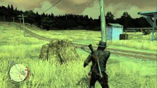 How Use Gunfight Controls Red Dead Redemption Red Dead Redemption Tutorials