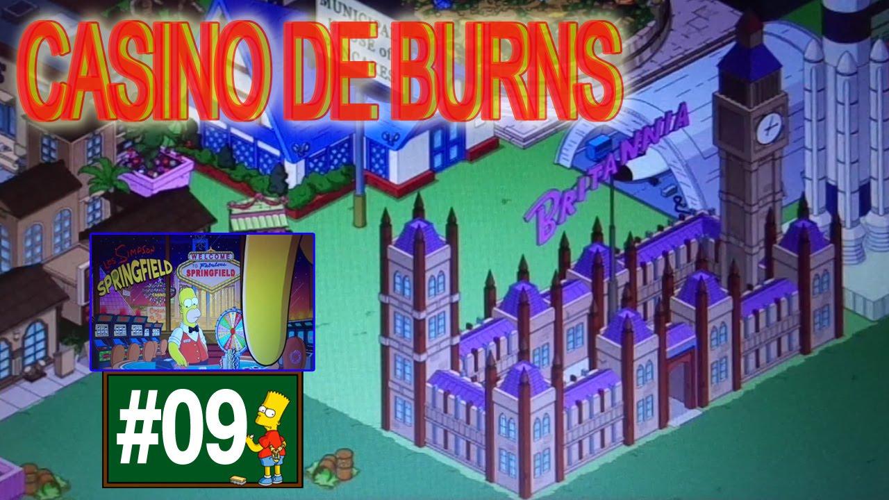 Springfield Burns Casino