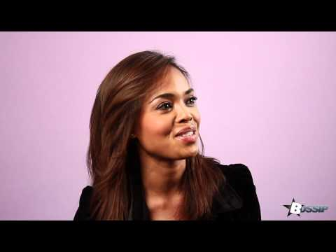 Sharon Leal Talks Celebrity Crush and Addresses Interracial Relationship