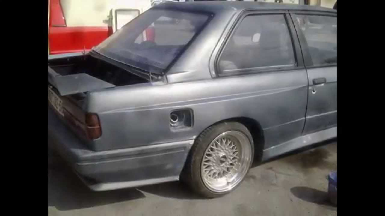 Stavba Bmw E30 M3 Replica Warsteiner Youtube