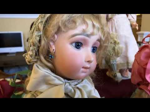Ruby Lane Antique Doll Talk: Bebe Jumeau