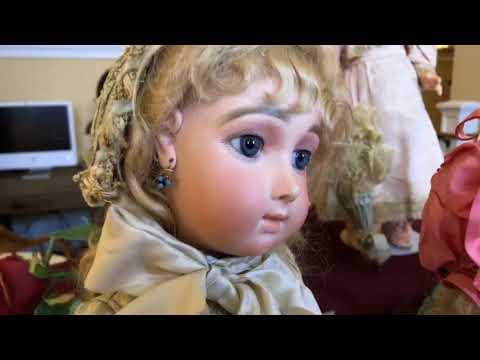 Ruby Lane Antique Doll Talk: Bebe Jumeau