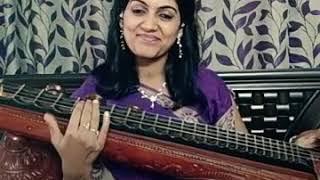 Sada nannu   Thandhay    Mahanati    Nadigayar thilagam   Veena cover   Ranjani Mahesh