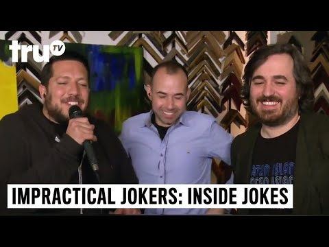 Impractical Jokers: Inside Jokes - Art Gallery Oddball | truTV