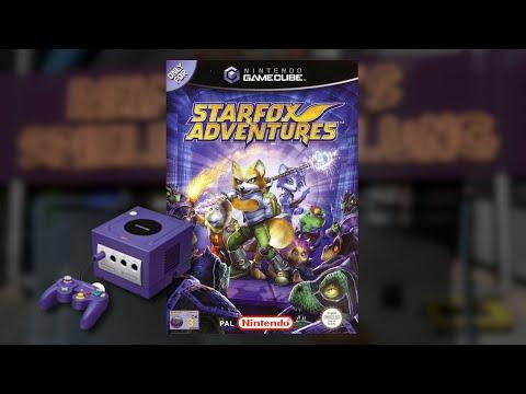 Gameplay : Star Fox Adventures [GameCube]