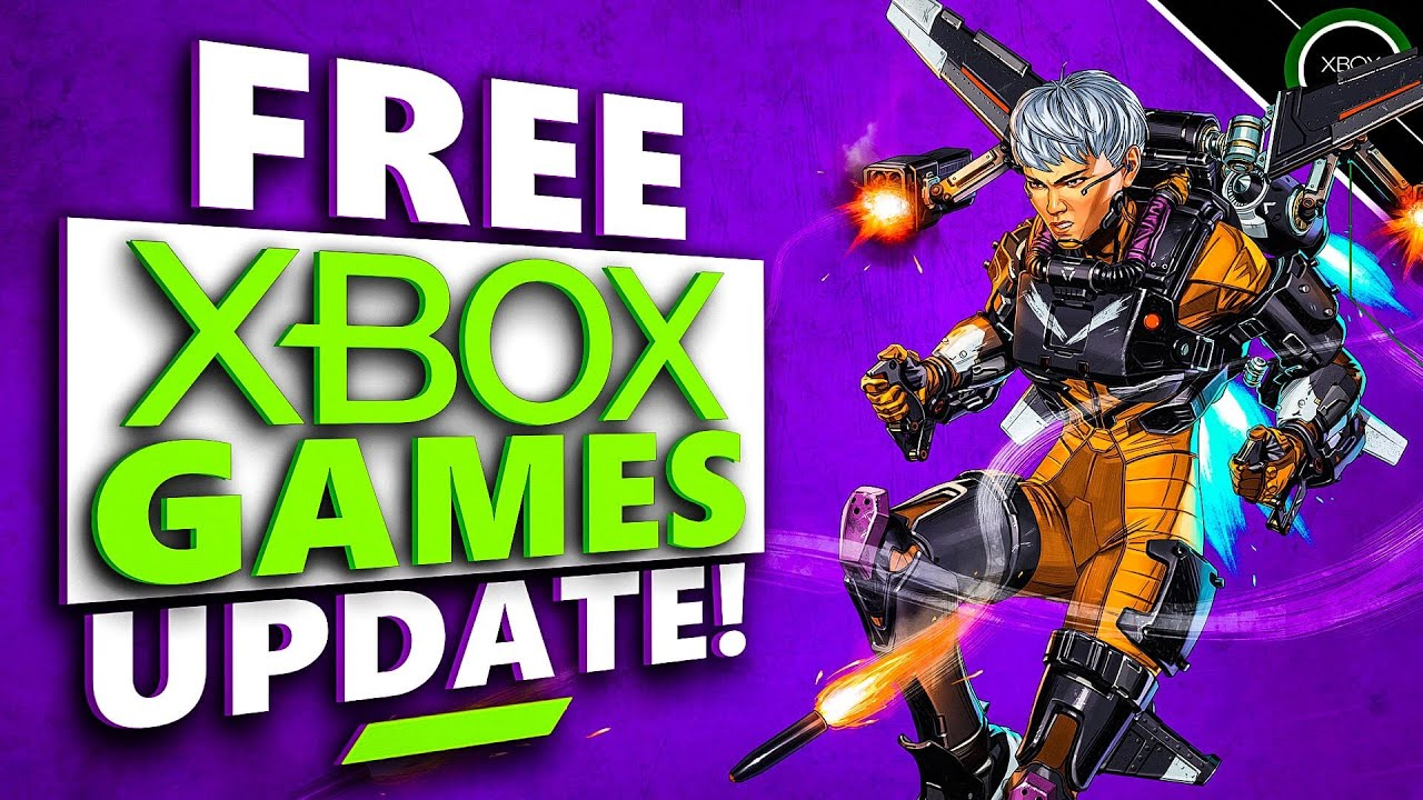 FREE Xbox Games Update | New Seasons, New Content + MORE | May 2021
