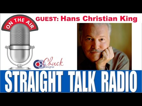 Hans Christian King Interview with Chuck Gallagher on Straight Talk Radio