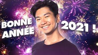 BONNE ANNÉE 2021 ! - LE RIRE JAUNE