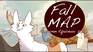 ~*Fall MAP COMPLETE*~: Autumn Equinox 2017